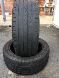 2 tires 245/45r18$60 Sterling, 20166