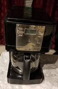 Used Mr. Coffee Coffee Maker OXONHILL
