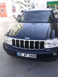 2006 Jeep Grand Cherokee 3.0 CRD LIMITED