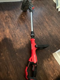 Craftsmand weed wacker w battery/cherger