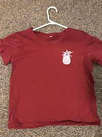 Maroon Pineapple T Shirt Fort Erie, L2A 6S7