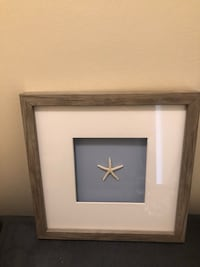 Rustic Picture of starfish Abbotsford, V3G 2W9