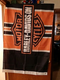 Harley division flag 3feet by 5feet 20 Eastern Passage, B3G 1B9