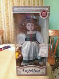Angelina visconti collectible Doll Millersville