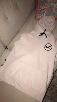Light pink pullover hollister hoodie Fairfax, 22033