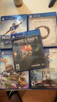 Ps4 games Glenwood, 51534