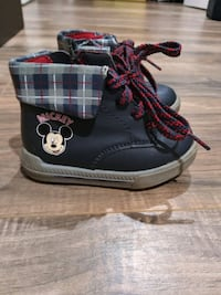 Toddler Mickey Boots