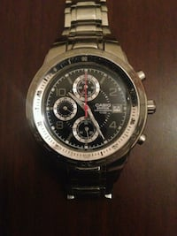 Casio edifice 3 4 yil kullanilmis