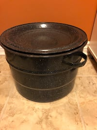 XL canning pot
