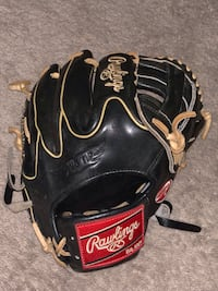 "Rawlings Pro Preferred PROS17HBC 11.75"" used Sterling, 20164"