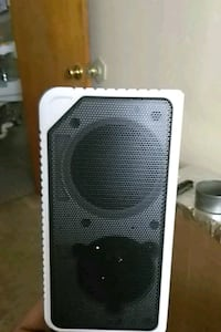 black and gray portable speaker Killeen, 76541