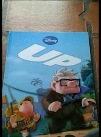 Libro de Disney UP Ciudad Real