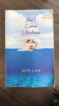 She's Come Undone by Wally Lamb  New Westminster, V3M