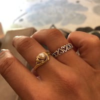 10K ring with real pearl Kingston, K7P 1P3
