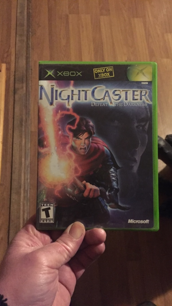 First gen Xbox game