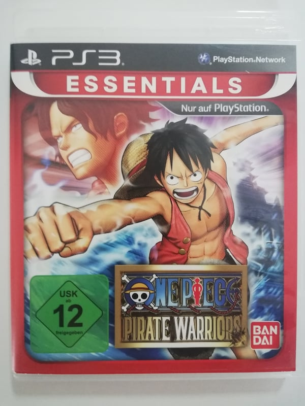 One Piece Pirate Warriors PS3 OYUN Anime  0c2b6a22-cef9-4a59-8606-620d1ea5c239