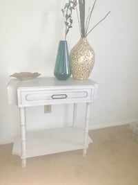 Entryway table or vanity table