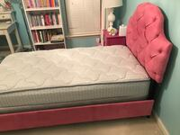 Juliette Tufted Twin Kids Bed Bowie, 20720