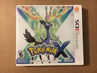 Pokemon X and Omega Ruby for 3DS College Park, 20742