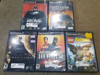 Batman PS2 GAMES Ajax, L1S 4E5
