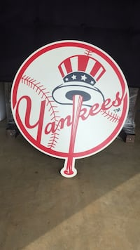 Yankees wooden wall art Gaithersburg, 20878
