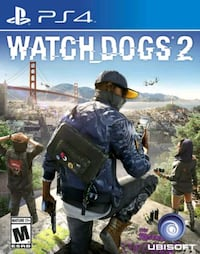 Ps4 Watch Dogs 2 Pincourt