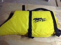 yellow and black The North Face bag BISMARCK