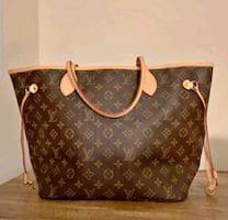 MM Monogram Tote