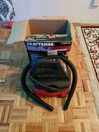 black and red vacuum cleaner Winnipeg, R2J 1E1