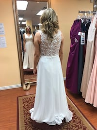 Brand new wedding dress - never worn Brampton, L7A 2X5