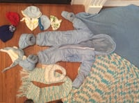 Blue Baby snowsuit and more stuff Clearview, L9Z 0A8