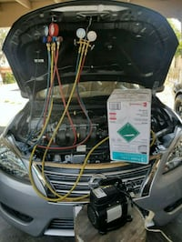 A/C recharge and repairs  Los Angeles, 90063