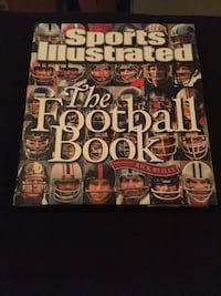 Sports Illustrated - The Football Book (Hardback) by SI Editors - 2005 Baltimore, 21211