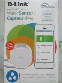 D-Link Water Sensor Richmond Hill, L4E 4S8