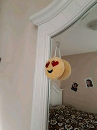 Love Emoji Mirror Sticker (Mirrors Only!) Calgary, T3B 5W6