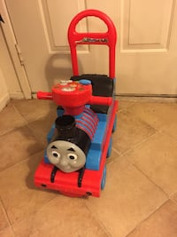 Thomas the train push and ride Fairfield, 94533