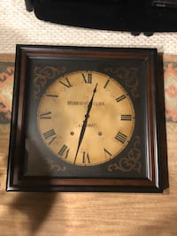 Bombay Wall Clock For Sale