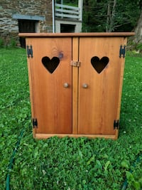 Decorative Cabinet made by hand Pylesville