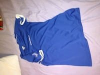 blue and white Nike shorts Los Angeles, 90041