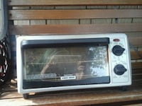 Black n decker toaster oven Oakland, 94601