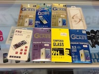 Cell phone Tempered glass Fort Worth, 76109