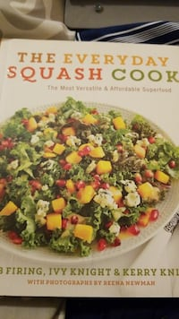 The Everyday Squash Cook book