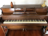 Cecelia Upright Piano with bench & lamp Georgetown, L7G 2H6