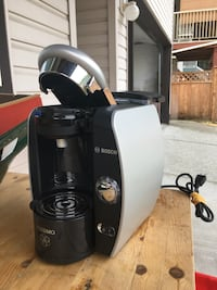 Tassimo in good working condition  Maple Ridge, V4R 1M8