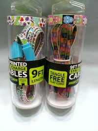 Iphone Sugar Skull Sync/Charge Cables Tigard, 97223
