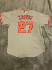 Angels Mike Trout Jersey  Riverside, 92505