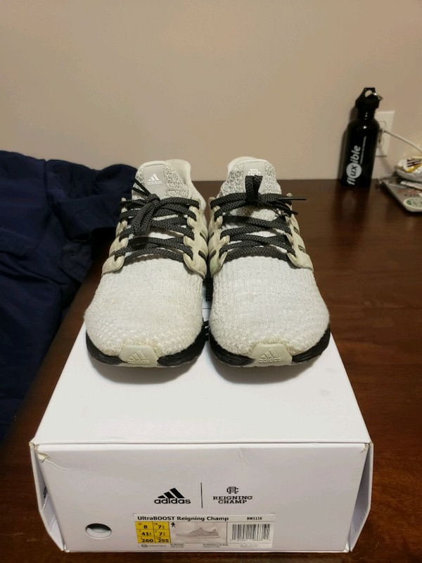 18e9ce8d1 Used Custom Reigning Champ x Adidas Ultraboost for sale in Kitchener ...
