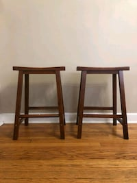brown wooden table with chairs Greater London, N3 1RB
