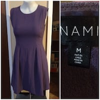 women's purple sleeveless dress Winnipeg, R2L 1H3