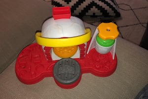 Play doh pizza oven